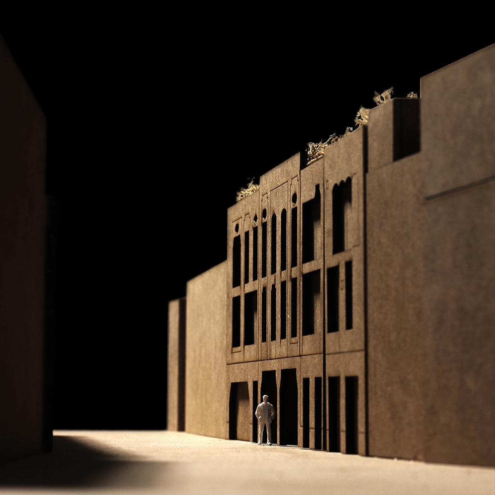 Valentino Architects - Malta - Hal Caprat