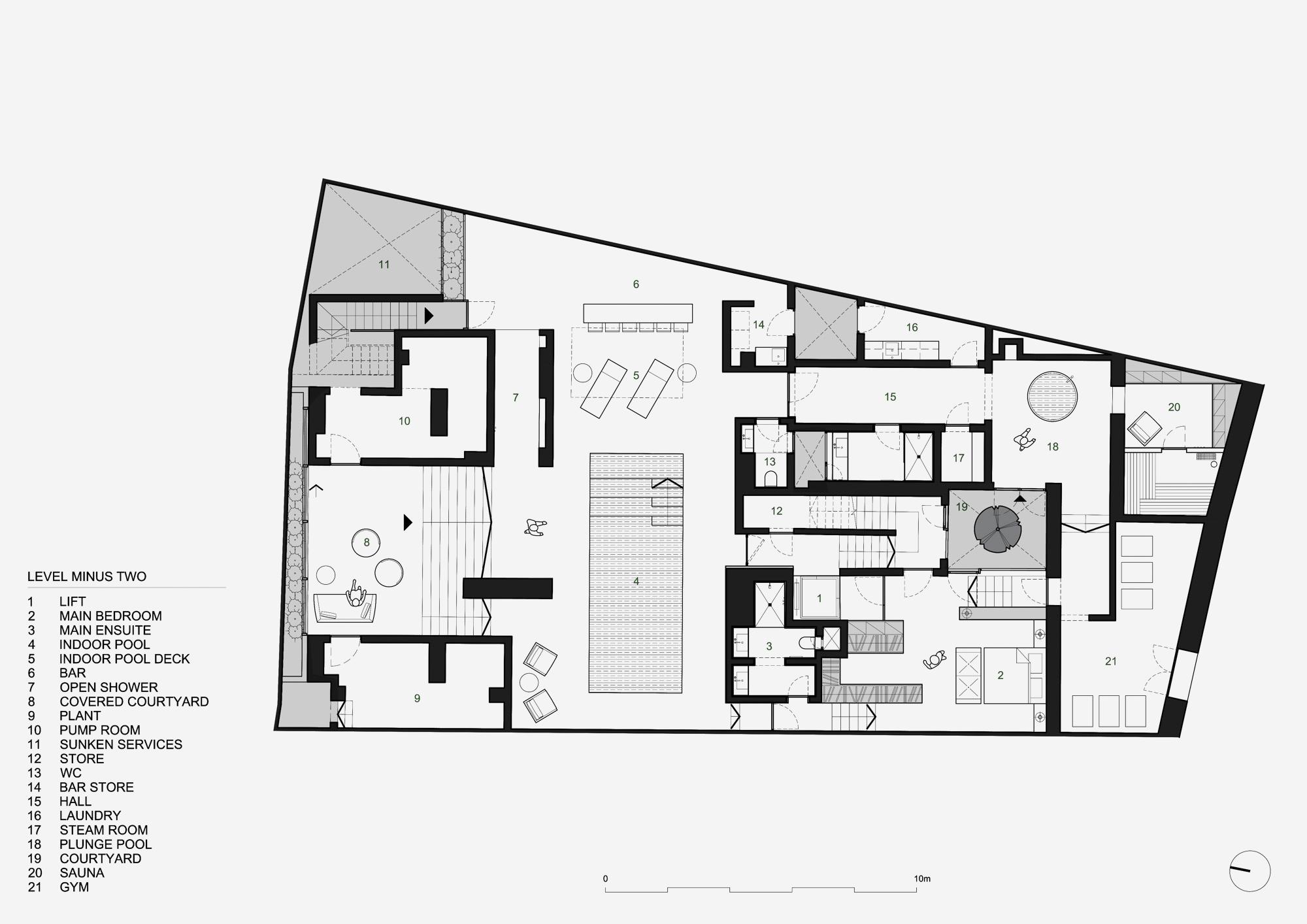Valentino Architects - Malta - Villa 2A