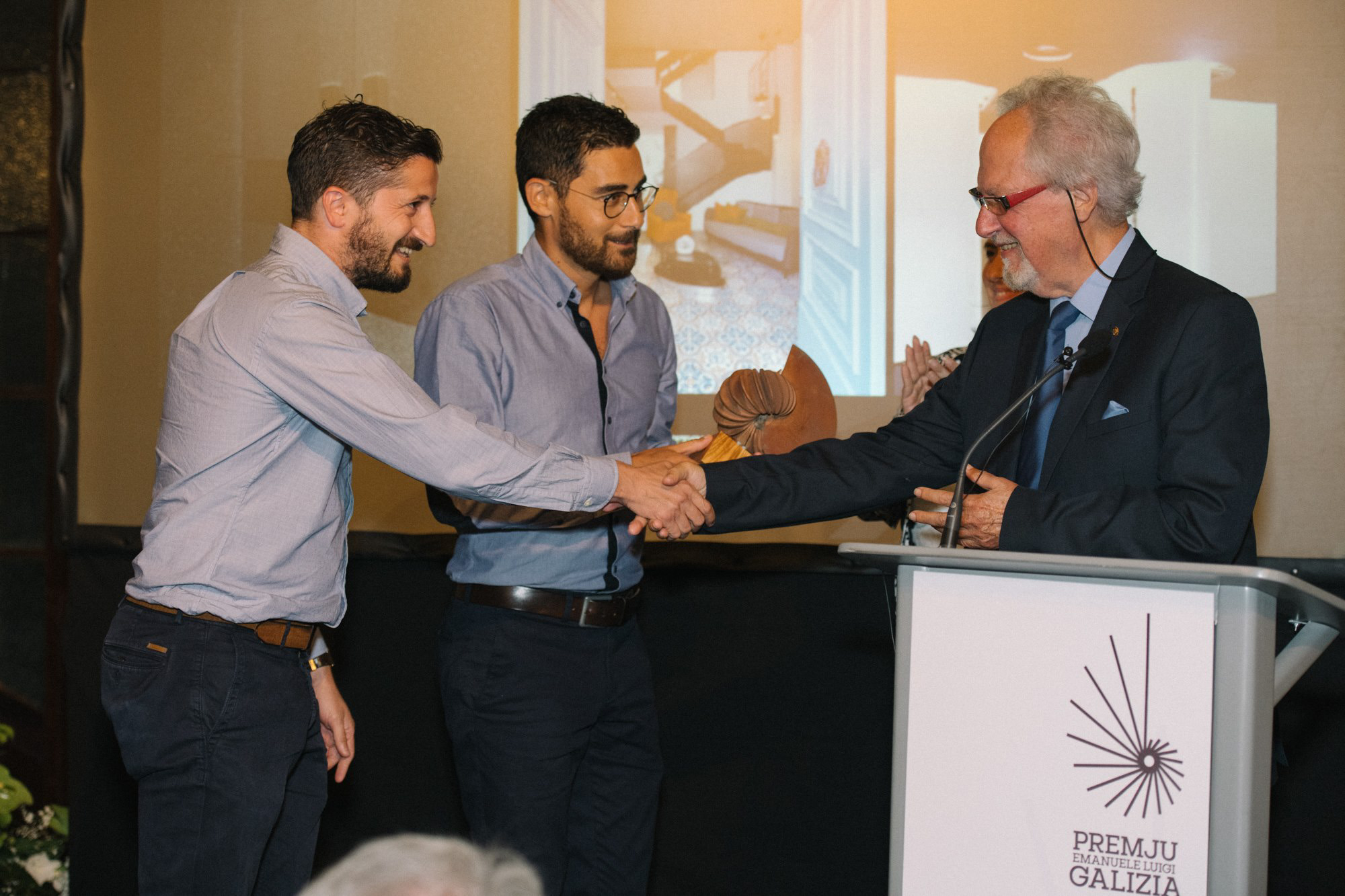 VALENTINO ARCHITECTS AWARDED PREMJU GALIZIA EMERGING PRACTICE 2018